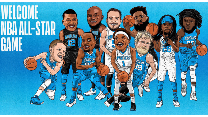 6ea16a6d898a Panthers NBA All-Star Game graphic