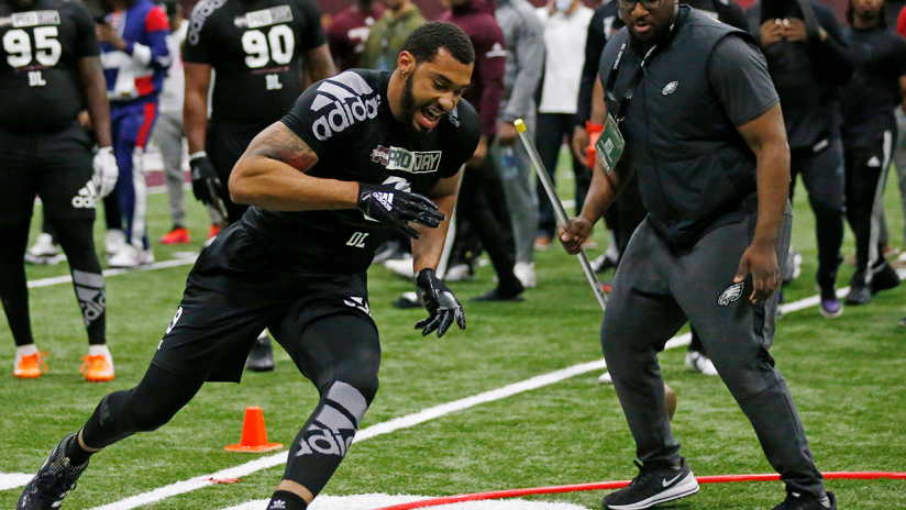 75432f302cee Montez Sweat full of confidence after Mississippi State pro day