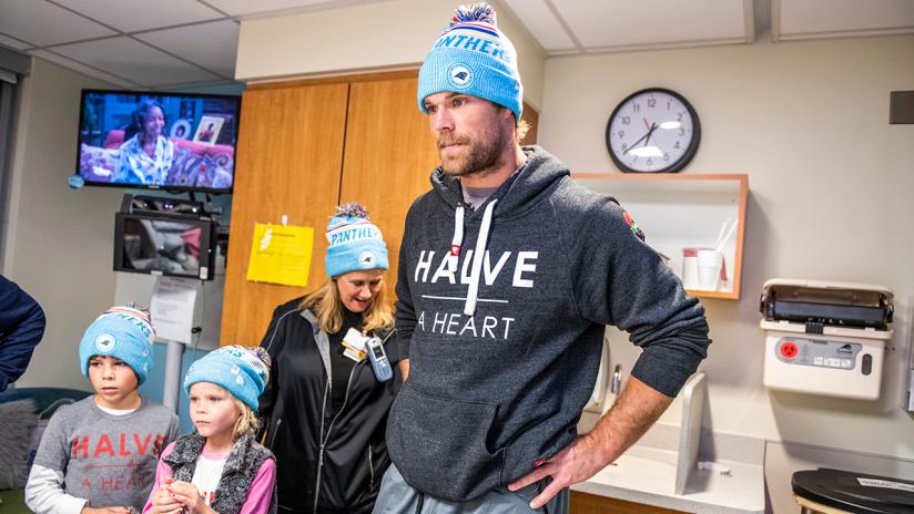 c6ecacf5a Greg Olsen establishes pediatric cardiac center with $2.5 million gift to  Levine Children's Hospital