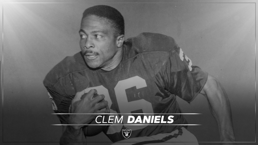 c17b99265 Raider Nation mourns Clem Daniels