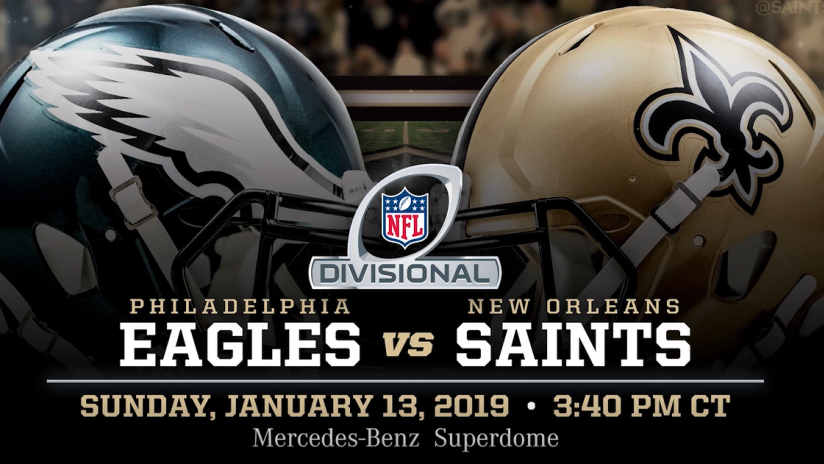 Image result for eagles vs saints