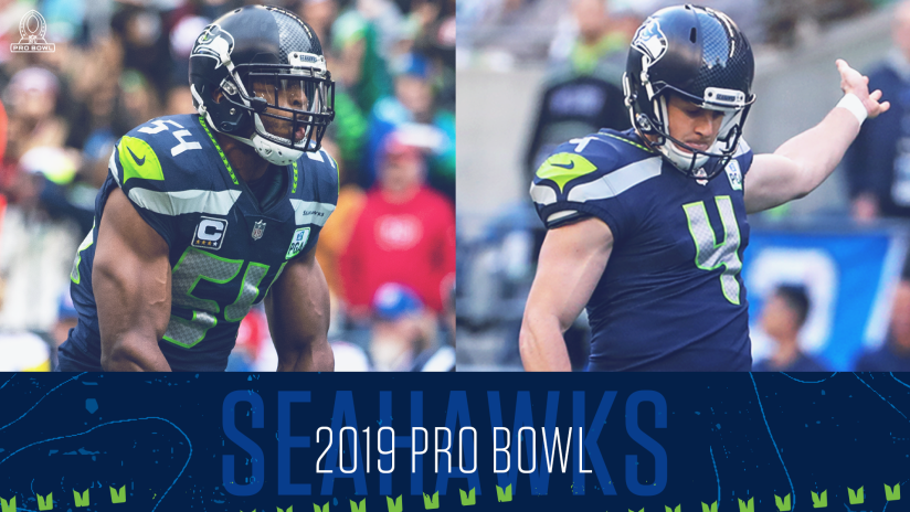 Bobby Wagner   Michael Dickson Selected For 2019 Pro Bowl d23d4255a