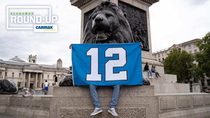 Thursday Round-Up: 12s Are Representing On The Road To Blue