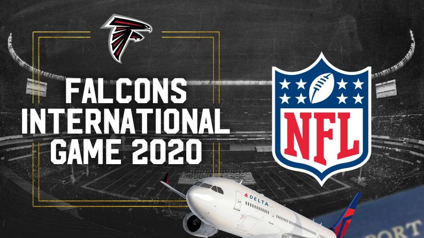 Atlanta Falcons 2020 Schedule.Falcons To Play In Nfl International Series Here S Who They