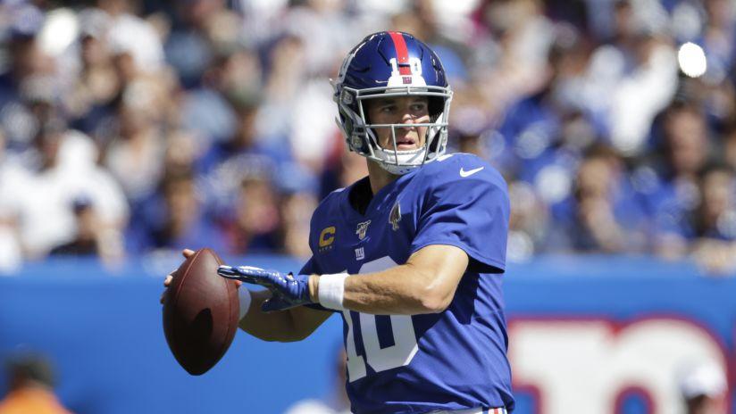 Eli Manning Likely To Start Giants Vs Eagles Daniel Jones