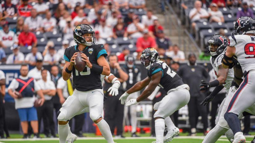 Game Report Texans 13 Jaguars 12