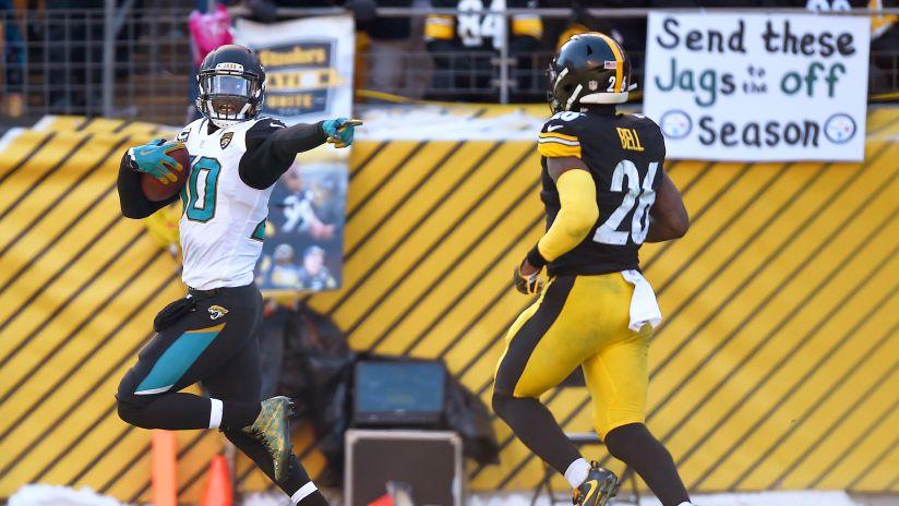 3ec3ad28 Twenty-five seasons, twenty-five games: Jaguars 45, Steelers 42