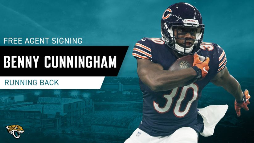 Official: Cunningham signs