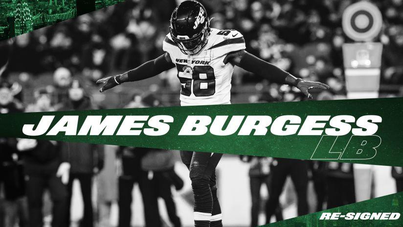 James Burgess Jersey