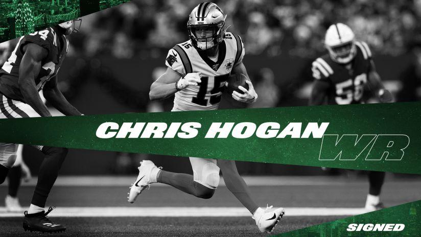 Jets Sign WR Chris Hogan