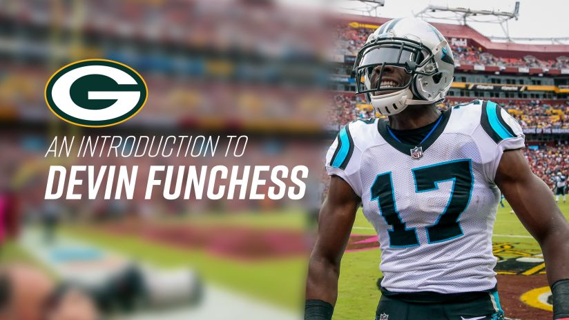 Five things to know about Devin Funchess