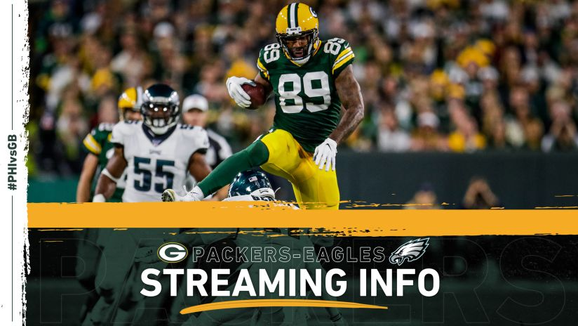 How To Stream Watch Packers Eagles Game On Tv