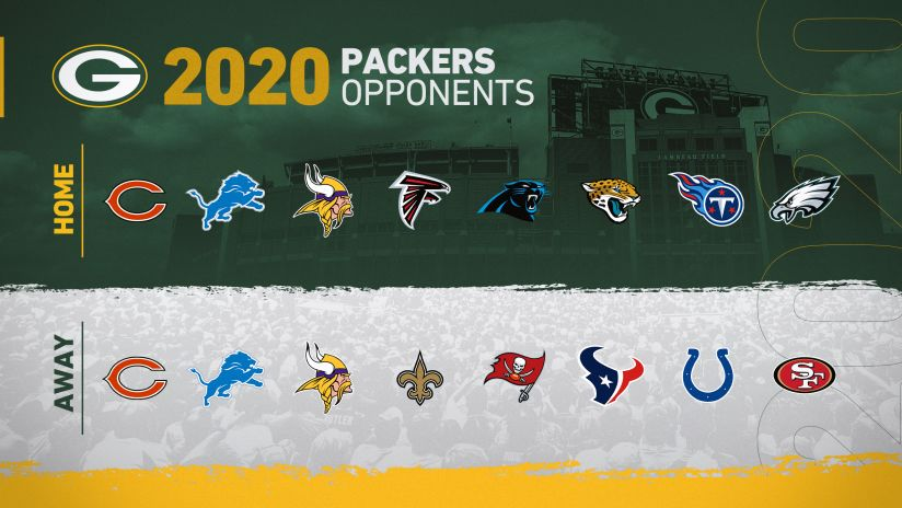 Packers 2020 Schedule To Be Announced Thursday