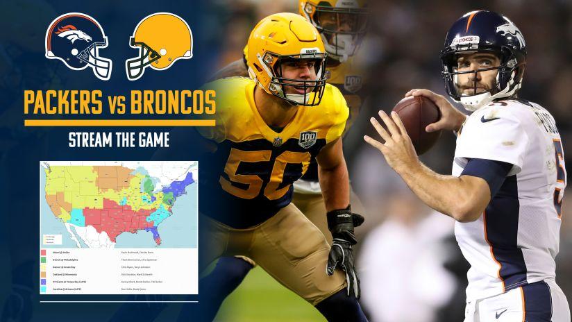 Packers vs broncos