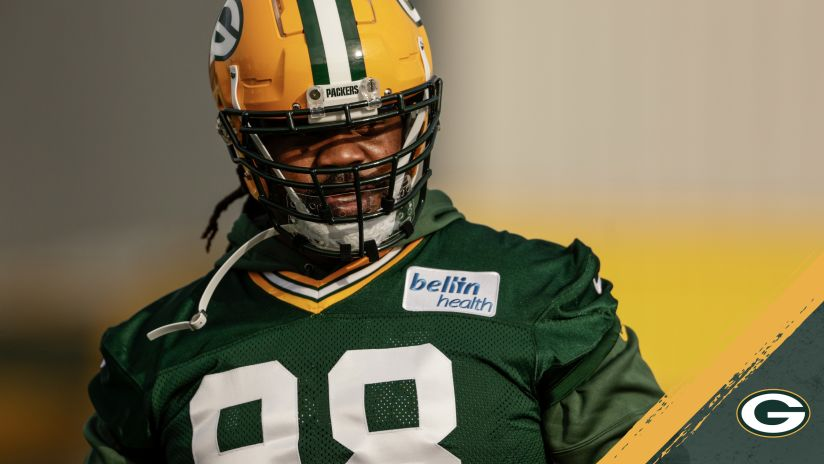 Big-time pickup': Packers excited about Damon 'Snacks' Harrison