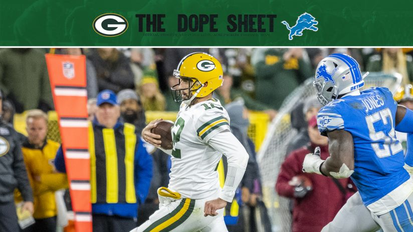 Packers Host Lions In Home Opener