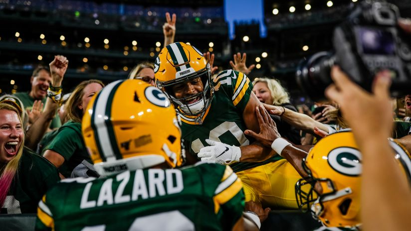 Watch A Replay Of The Packers Texans Game