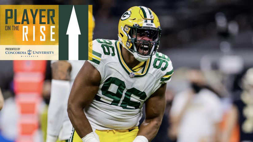 Kingsley Keke S Emergence Provides Options On Packers Defensive Line