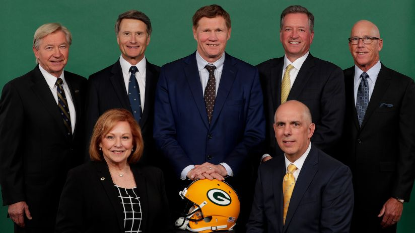 Packers Executive Committee & Board Of Directors | Green Bay