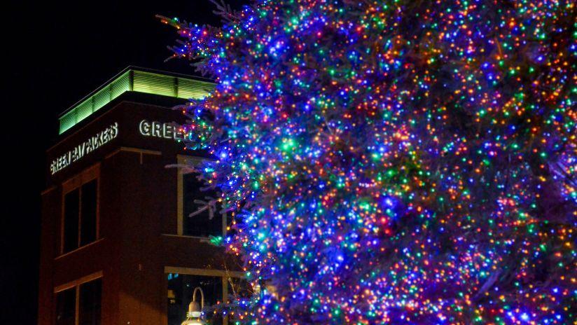 Lambeau Field Christmas Festival 2020 Fourteenth annual Festival of Lights at Lambeau Field set for Dec. 7