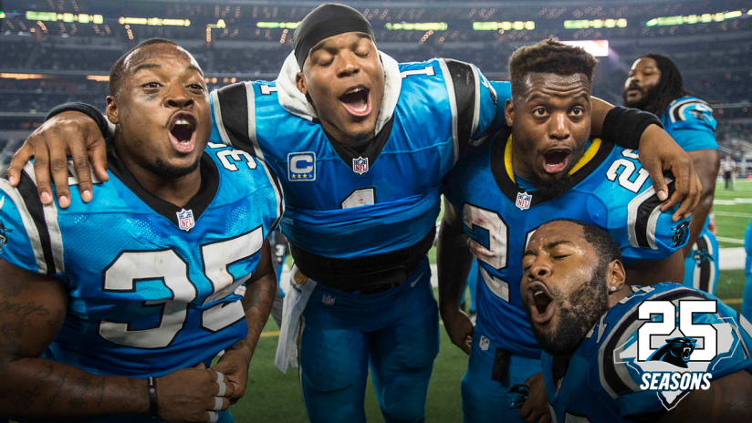 eb7a2babd 25 Seasons of Panthers Football: Thanksgiving feast typifies special ...