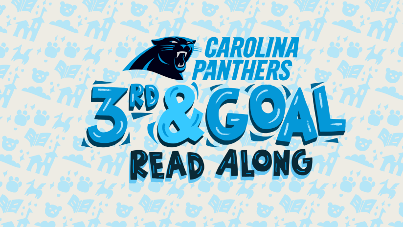 Image result for panthers 3rd and goal read aloud