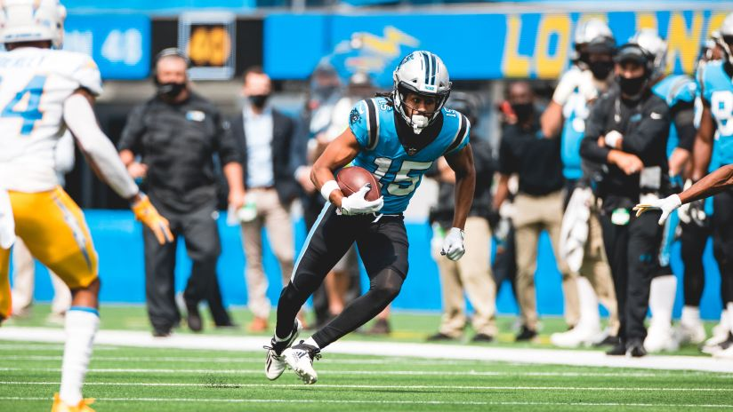 Panthers release wide receiver Seth Roberts