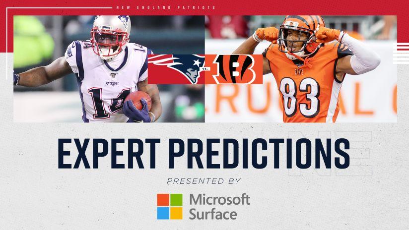 Game Predictions Expert Picks For Patriots At Bengals 5, 2014 at gillette stadium. new england patriots