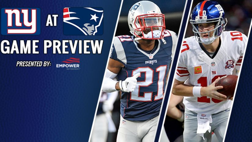 5ab9a67e47d2b Game Preview: Patriots host Giants in final preseason game