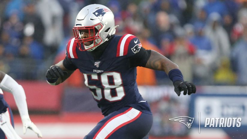 Report: Jamie Collins signs with Detroit