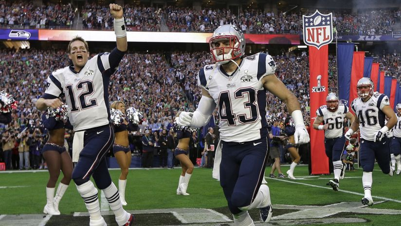 Nate Ebner's Fatherland, Part Two: Triumph over Tragedy