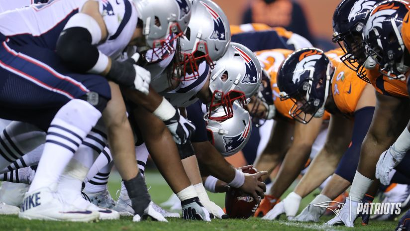 Broncos Patriots Moved To Monday At 5 00 Pm Et