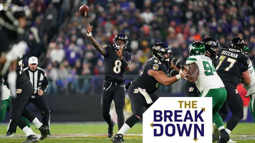 The Breakdown Eisenberg S Five Thoughts On Ravens Vs Jets Ravens preseason game with fans by sideline pass on vimeo, the home for high quality videos and the people who love them. ravens vs jets
