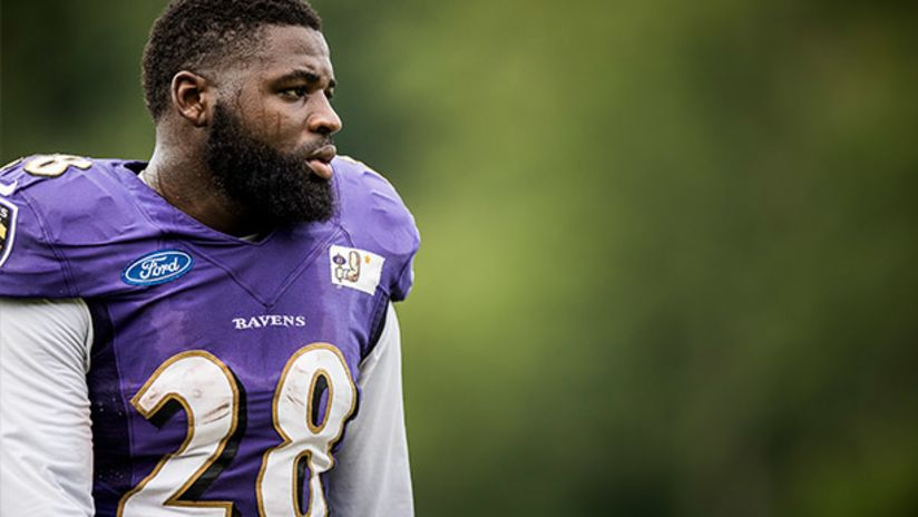 Terrance West Wants To Make Baltimore His Last Stop