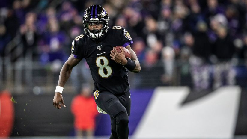 Ravens Breaking Out Black Jerseys for MNF vs. Chiefs