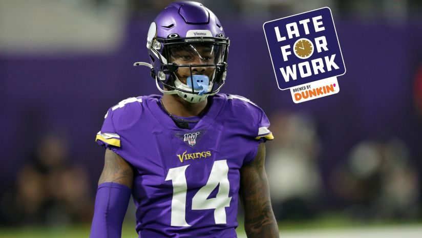 Late for Work 2/7: 'Ideal Trade Scenario' Sends Stefon Diggs to Ravens
