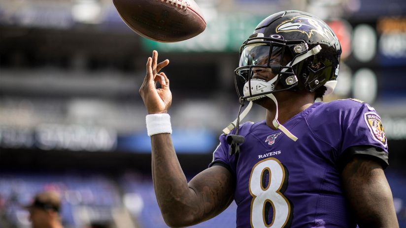 What Makes Lamar Jackson Special (Besides His Athleticism)? His ...