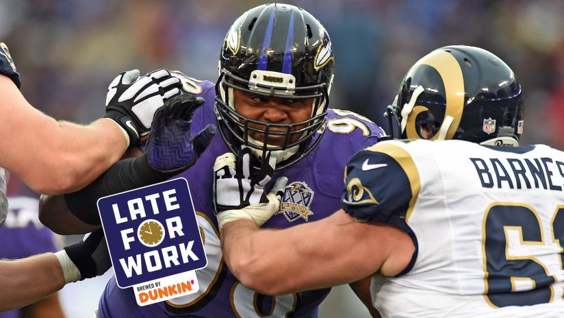 Late For Work 11 22 Predictions For Ravens Vs Rams