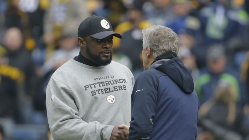 Two Of Nfl S Longest Tenured Coaches Face Off When Seahawks