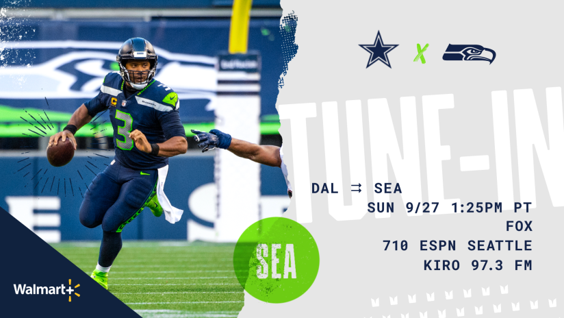 Seattle Seahawks Vs Dallas Cowboys How To Watch Listen And Live Stream On September 27