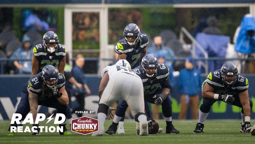 Rapid Reaction: Seahawks 17, Raiders 15