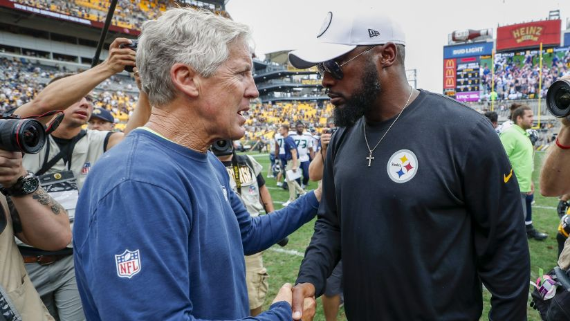 What The Steelers Said Following Their 28 26 Loss To Seattle