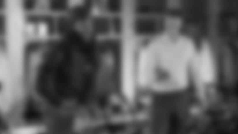 Cornerback Cornhole: Getting to Know Richard Sherman