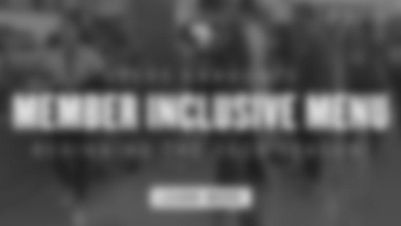 49ers Introduce Member Inclusive Menu for 2020 Season