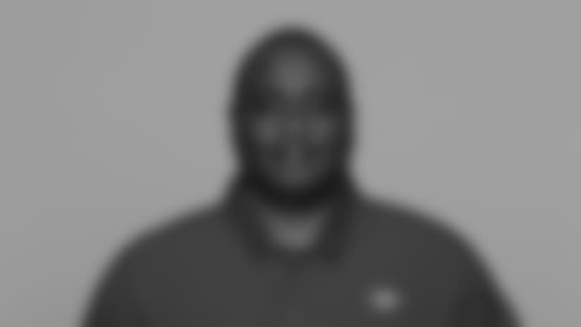 This is a 2017 photo of Jon Embree of the San Francisco 49ers NFL football team. This image reflects the 2017 active roster as of Monday, March 13, 2017 when this image was taken. (AP Photo)