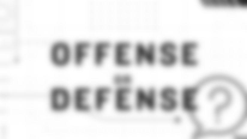 Offense or Defense