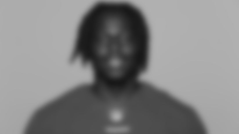 This is a 2021 photo of Javon Kinlaw of the San Francisco 49ers NFL football team. This image reflects the 49ers active roster as of Day, May 20, 2021 when this image was taken. (AP Photo)
