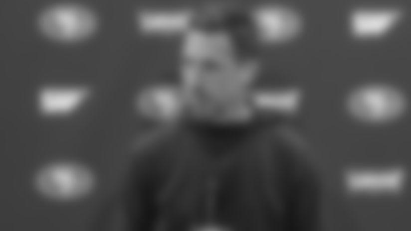 Kyle Shanahan Gives Updates on Joe Staley
