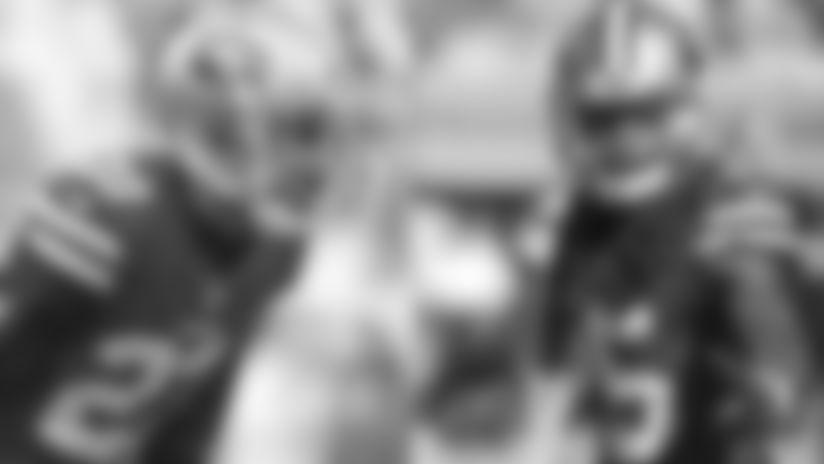 Two 49ers Ranked in Pro Football Focus' Top 25 Cornerbacks Through Week 5