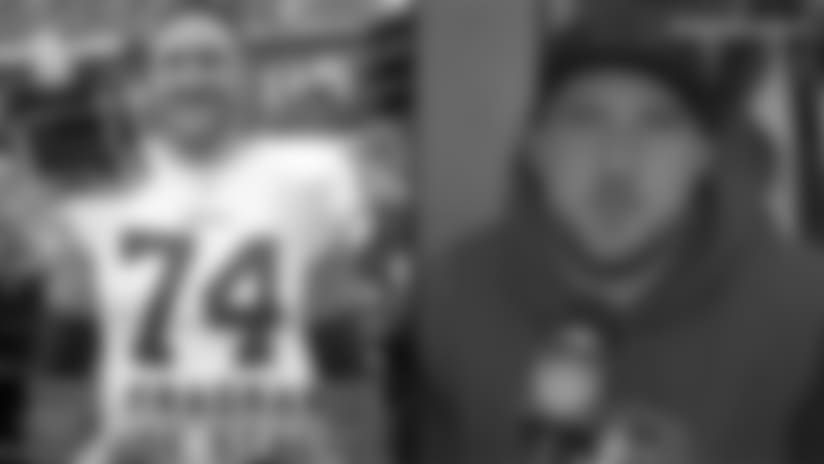 The 49ers try to figure out random facts about Joe Staley, Trent Taylor and Carlos Hyde from when they were in high school.